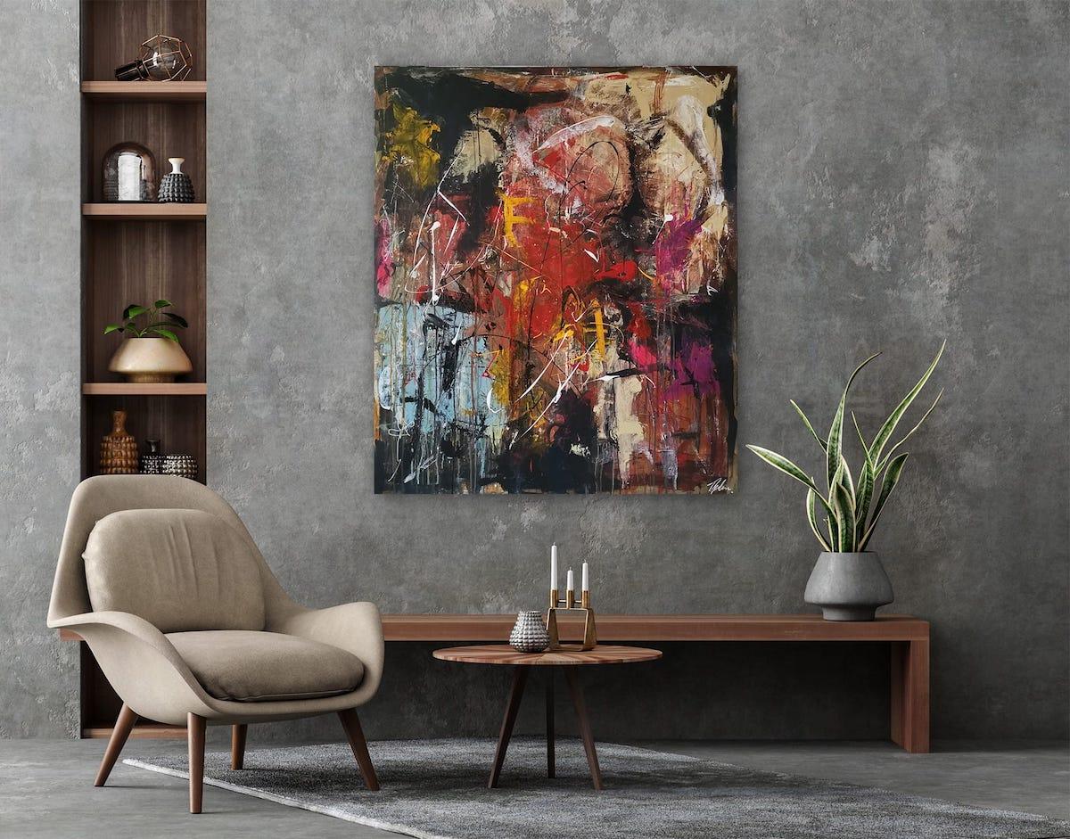 Malerier til salg 4