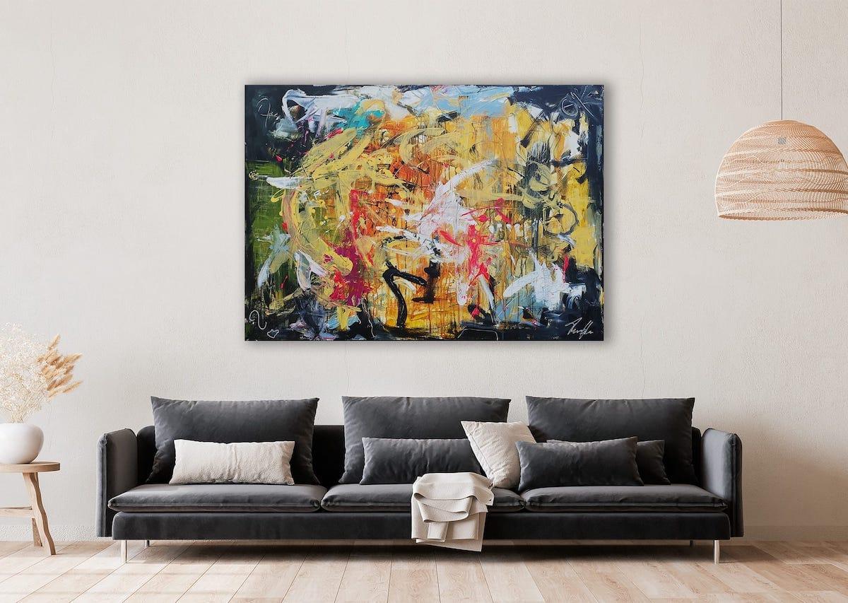 Malerier til hjemmet