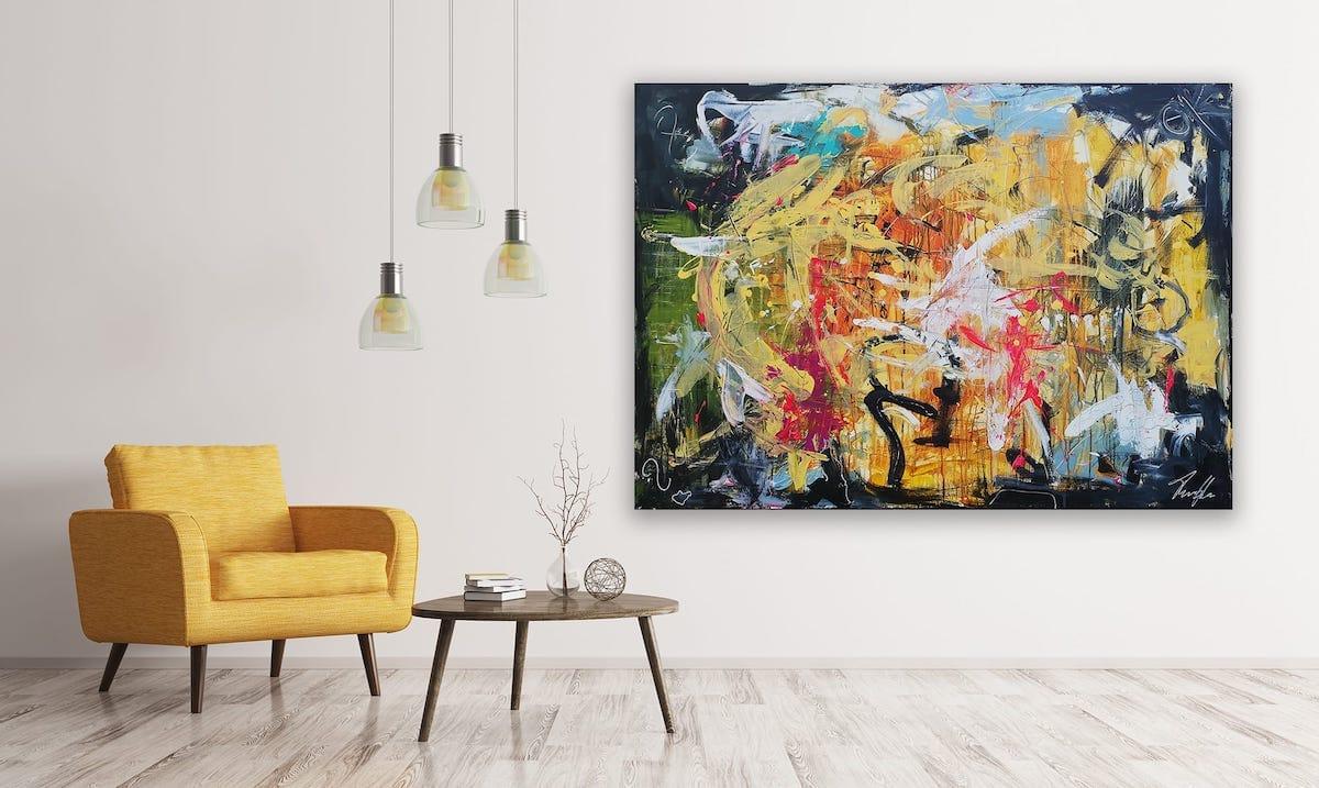 Malerier til stuen - galleri 3
