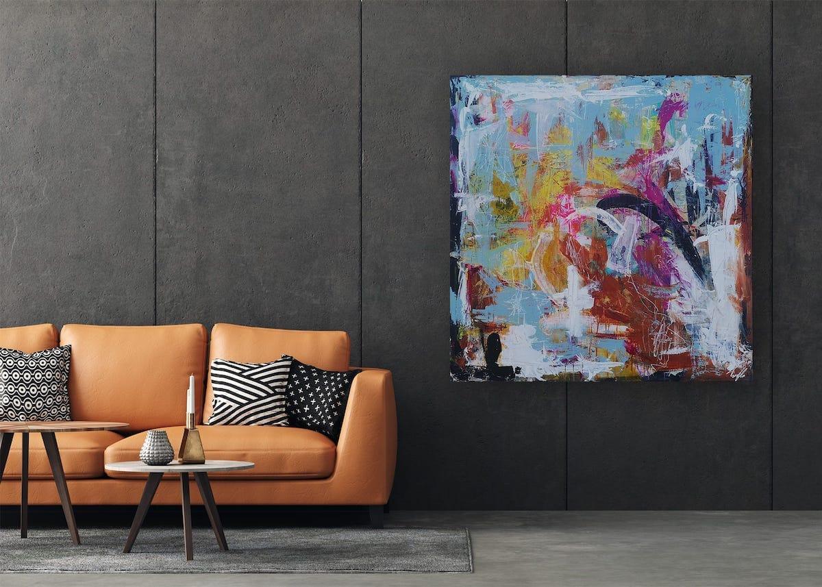Malerier til stuen - galleri 2